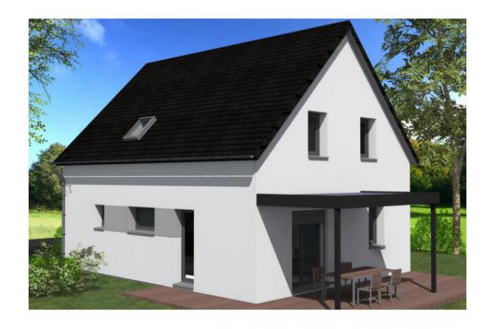 Vente terrain constructible horbourg wihr 68180 vendre for Constructeur maison wittenheim