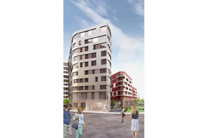 Programme theoreme appartement neuf la madeleine 59 for Cout construction neuf