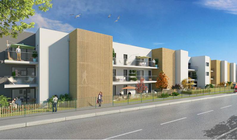 Programme attitude appartement neuf schiltigheim 67 for Programme logement