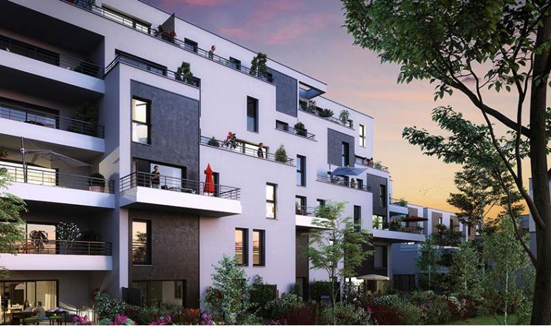programme aura nova appartement neuf tours 37. Black Bedroom Furniture Sets. Home Design Ideas