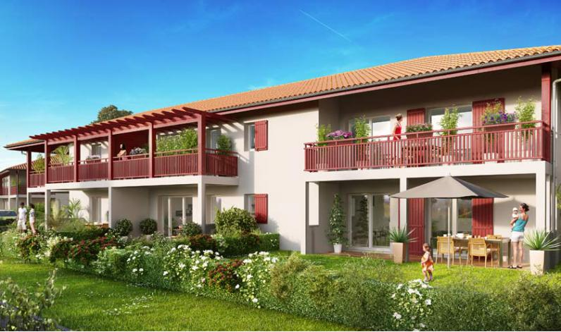 Bakea appartement neuf bouygues immobilier for Immobilier du neuf