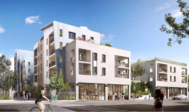 Bassins a flot ed al bordeaux appartements neufs for Appartement neuf bordeaux centre ville