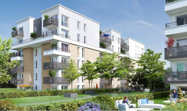 Programme bel agora appartement neuf saint gratien 95 for Appartement t3 neuf