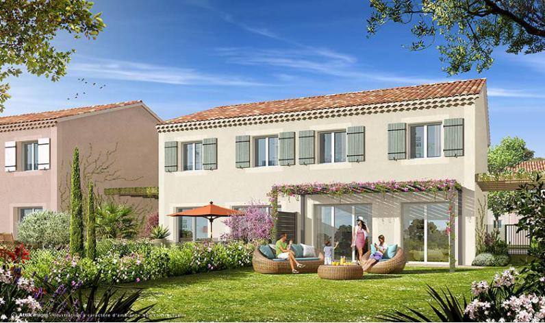 Programme elo appartement neuf salon de provence 13 - Programme immobilier salon de provence ...
