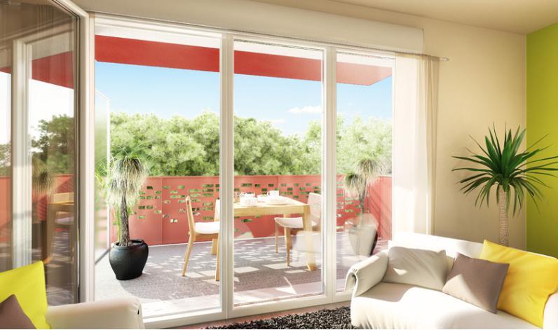 programme in 39 fluence appartement neuf saint jean de braye 45. Black Bedroom Furniture Sets. Home Design Ideas