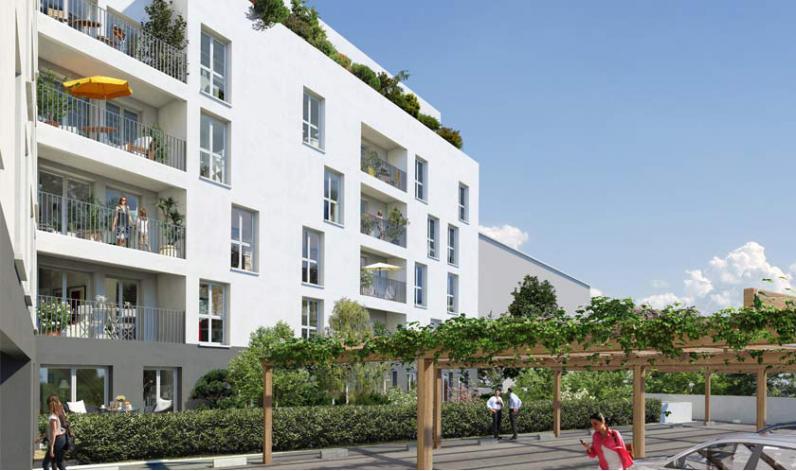 programme l 39 ar na appartement neuf nanterre 92. Black Bedroom Furniture Sets. Home Design Ideas