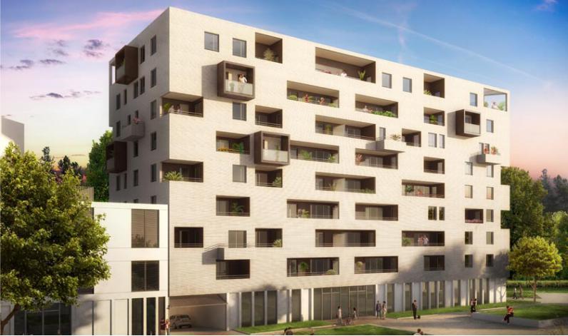 programme l'empreinte  appartement neuf toulouse 31