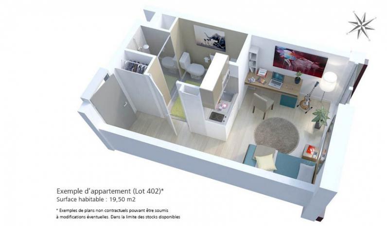 programme la manufacture l 39 esplanade appartement neuf metz 57. Black Bedroom Furniture Sets. Home Design Ideas