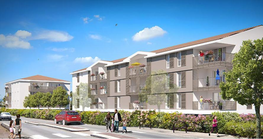 Programme le celtis appartement neuf fr jus 83 for Programme de logement neuf