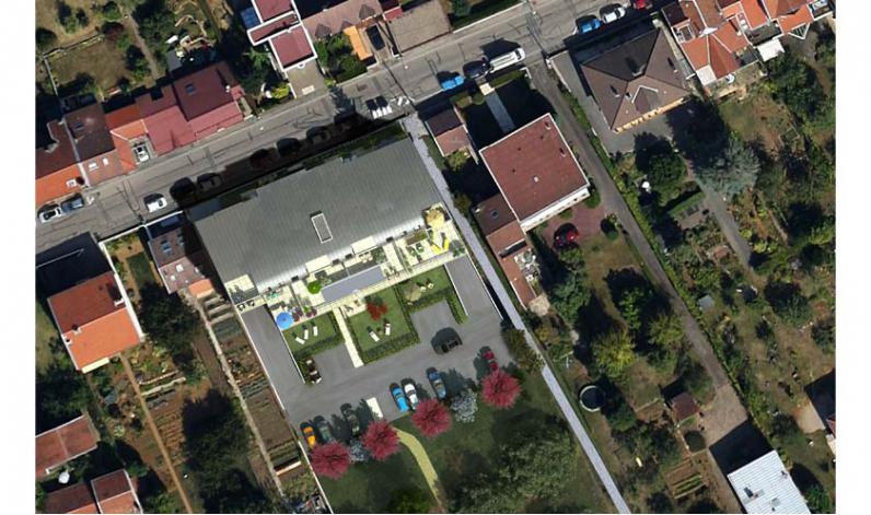 Le clos des vignes appartement neuf bouygues immobilier for Piscine de laxou