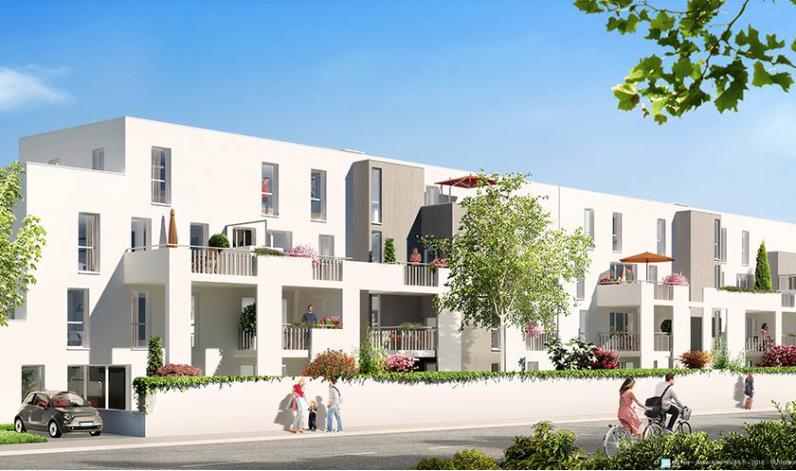 Programme les hauts de rompsay appartement neuf la for Programme de logement neuf
