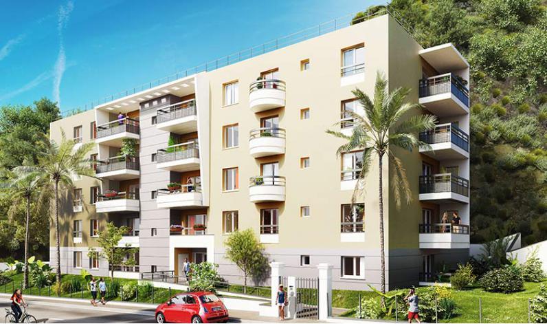 Programme les hauts de saint sylvestre appartement neuf for Appartement t3 neuf