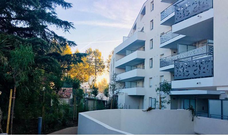 Programme les rives de saint loup appartement neuf for Appartement a acheter marseille
