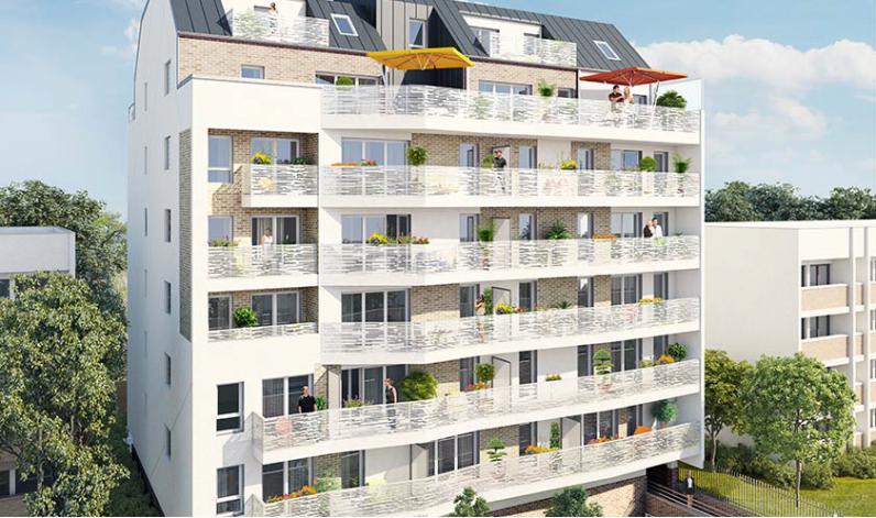 programme oniris appartement neuf colombes 92. Black Bedroom Furniture Sets. Home Design Ideas