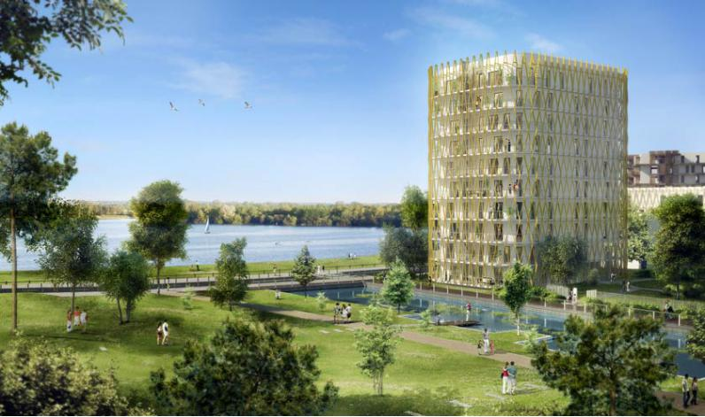 Orion ginko appartement neuf bouygues immobilier for Appartement bordeaux ginko