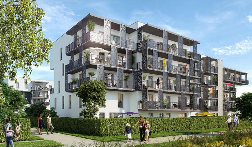 Programme ouverture appartement neuf lieusaint 77 for Programme logement