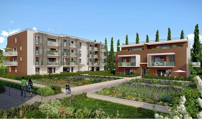 Programme pre carre appartement neuf aix en provence 13 for Salon immobilier aix en provence