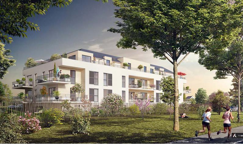 programme presqu 39 ile appartement neuf saint jean le blanc 45. Black Bedroom Furniture Sets. Home Design Ideas