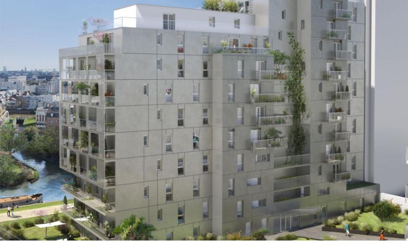 programme quai cristal appartement neuf rennes 35. Black Bedroom Furniture Sets. Home Design Ideas