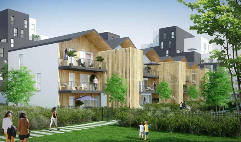 latitude 40 m rignac appartements neufs. Black Bedroom Furniture Sets. Home Design Ideas