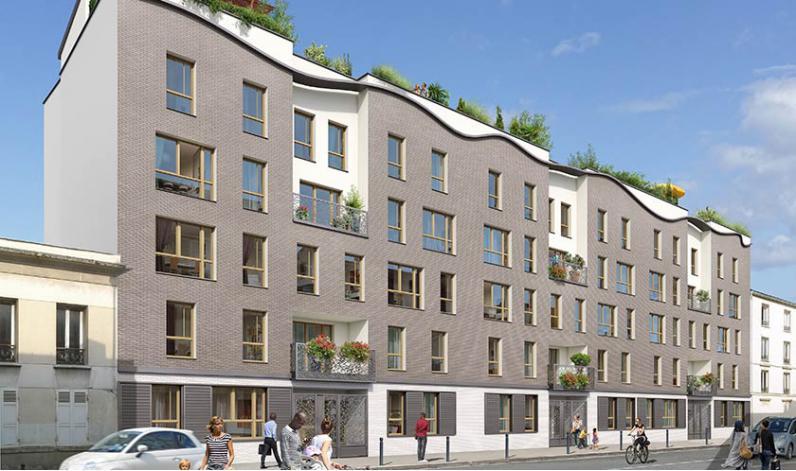 Programme spatio appartement neuf saint denis 93 for Programme logement