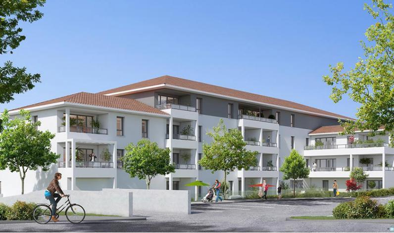 Programme tarbelli appartement neuf saint martin de for Programme appartement