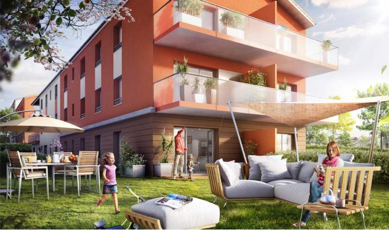 programme terracotta appartement neuf cournon d 39 auvergne 63. Black Bedroom Furniture Sets. Home Design Ideas