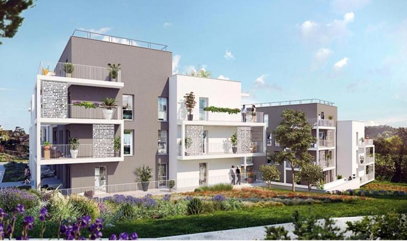 Programme via terra appartement neuf marseille 13 - Marseille salon de provence ...