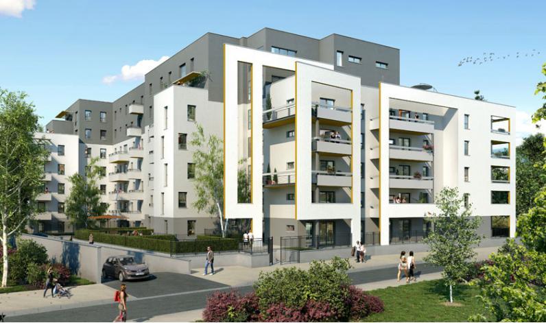 Programme villa tassigny appartement neuf choisy le roi 94 for Programme logement neuf