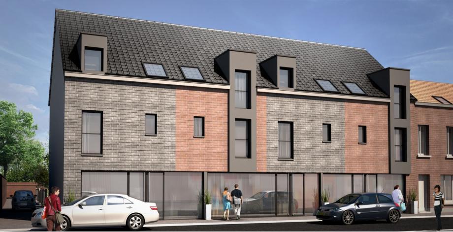 Les Terrasses du Moulin : Appartement neuf - Foncim