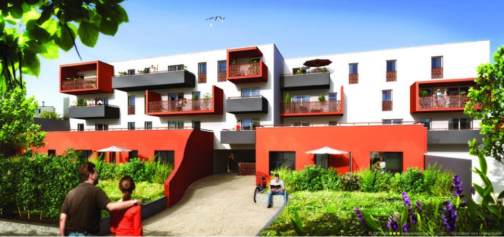 le clos de la chevalerie saint barth lemy d 39 anjou maisons neuves. Black Bedroom Furniture Sets. Home Design Ideas