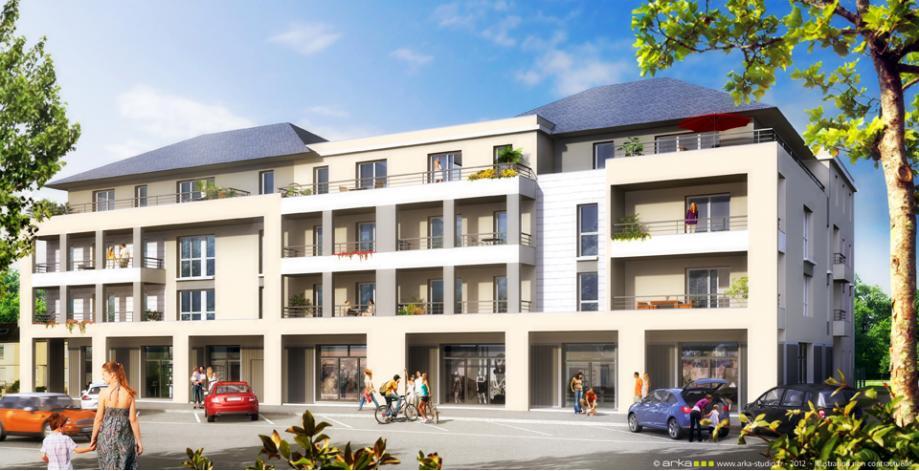 Villa eolia appartement neuf procivis ouest for Les 5 jardins saint barthelemy d anjou