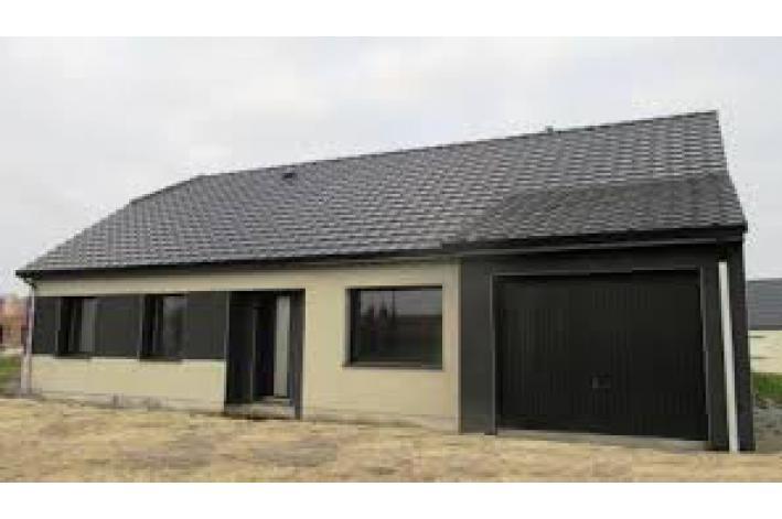Vente terrain warmeriville terrain constructible vendre for Prix plain pied neuf