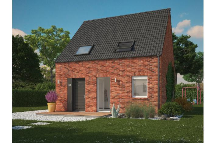 vente terrain wargnies le petit terrain constructible. Black Bedroom Furniture Sets. Home Design Ideas