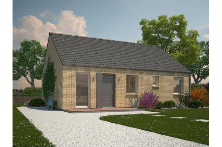 Vente terrain constructible potelle vendre r f for Maison phenix valenciennes