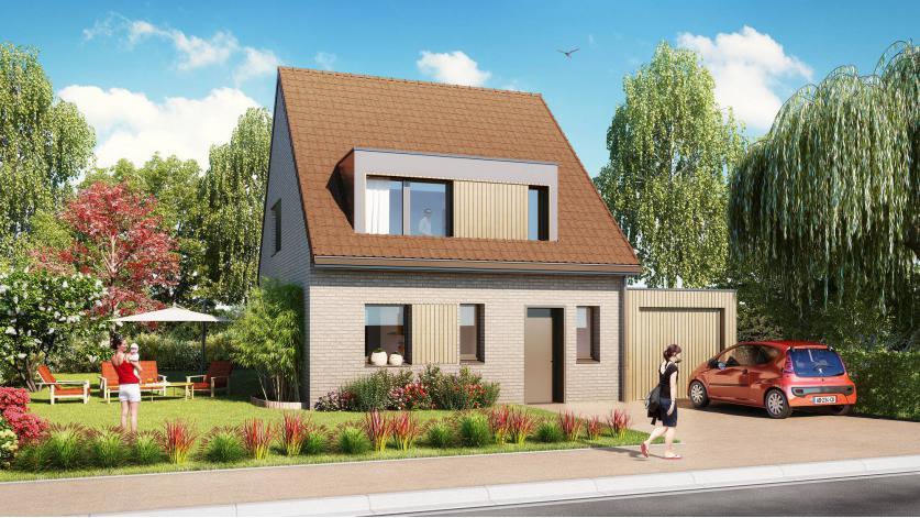 Maison Villa Programme Neuf Villeneuve D Ascq