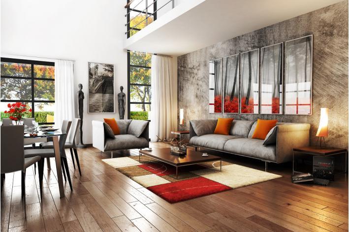 Jadis et demain tranche 2 appartement neuf rueil for Appartement atypique rueil malmaison