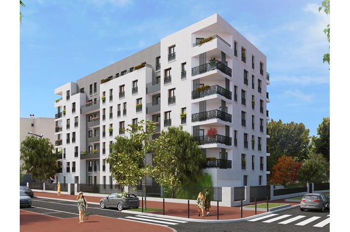programme rythmik appartement neuf asni res sur seine 92. Black Bedroom Furniture Sets. Home Design Ideas