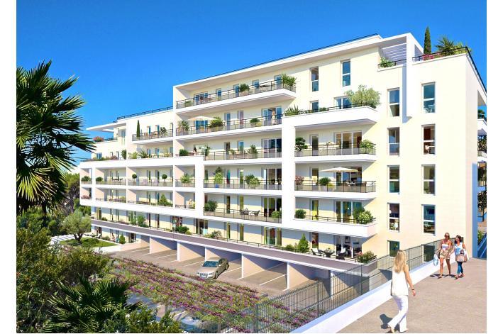 Investir en c ur de ville appartement neuf cagnes sur for Investir appartement neuf