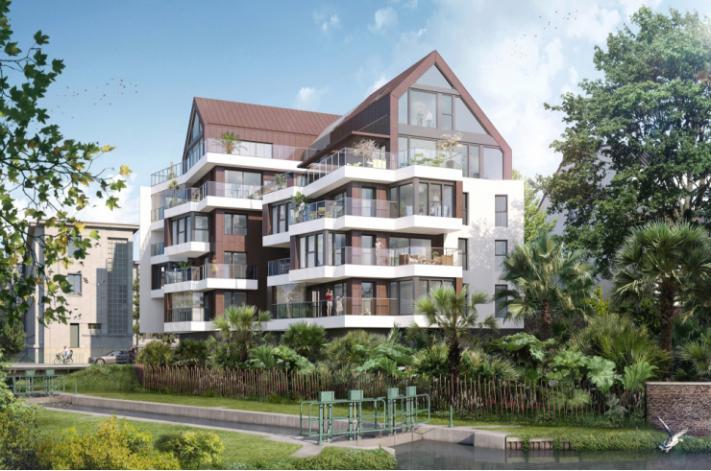 Programme la palmeraie appartement neuf rennes 35 for Programme logement neuf