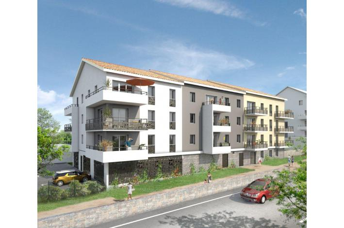 Programme le clos accea appartement neuf bouguenais 44 for Appartement t3 neuf