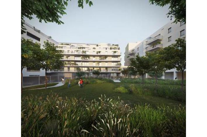 Programme le jardin de la madeleine appartement neuf for Programme jardin