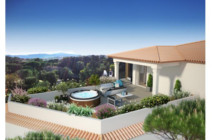 Plan Villa Saquedes