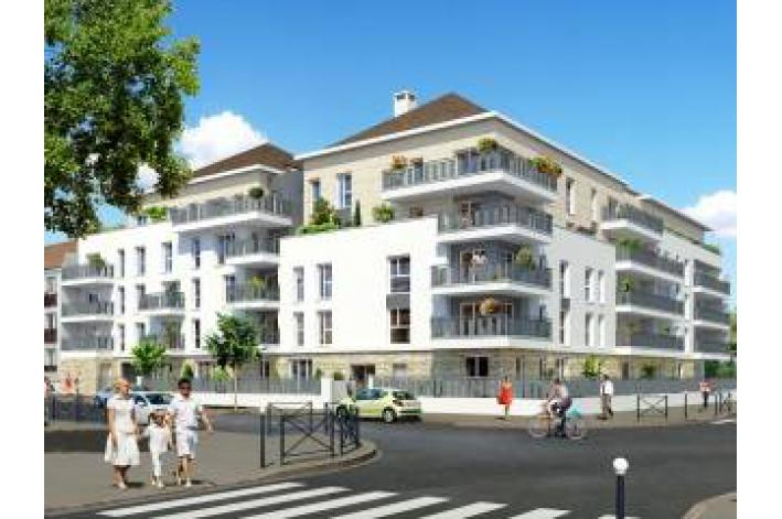 Programme coeur gambetta appartement neuf montmagny 95 for Appartement neuf 95