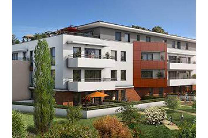 Programme le clos des fees appartement neuf l 39 union 31 for Maison neuf