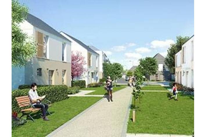 Programme le domaine de villeron appartement neuf for Programme de logement neuf