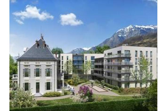 Programme le parc de jade appartement neuf albertville 73 - Cabinet medical moutiers ...
