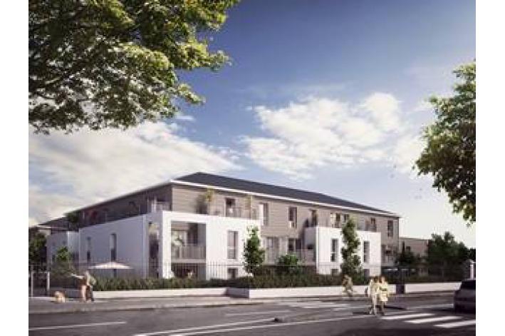 programme le patio appartement neuf thouar sur loire 44. Black Bedroom Furniture Sets. Home Design Ideas