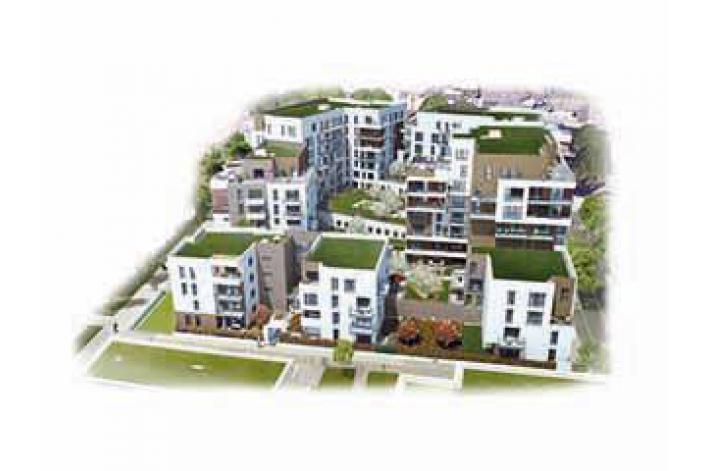 programme les terrasses luciline appartement neuf rouen 76. Black Bedroom Furniture Sets. Home Design Ideas