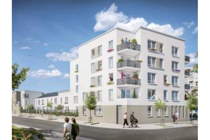 Programme renouv 39 o appartement neuf goussainville 95 for Appartement neuf 95
